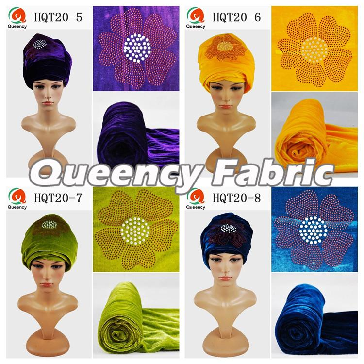 Fashion Stones Headband Turbans