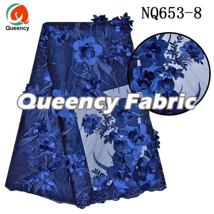 Hot Selling Nigeria Net Lace