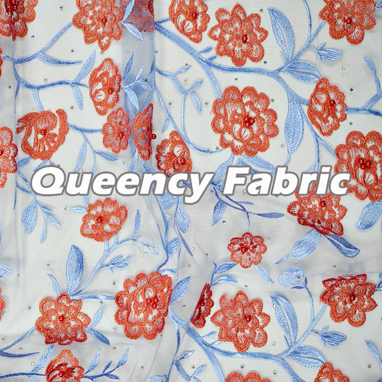 Chantilly Nigeria Fabric