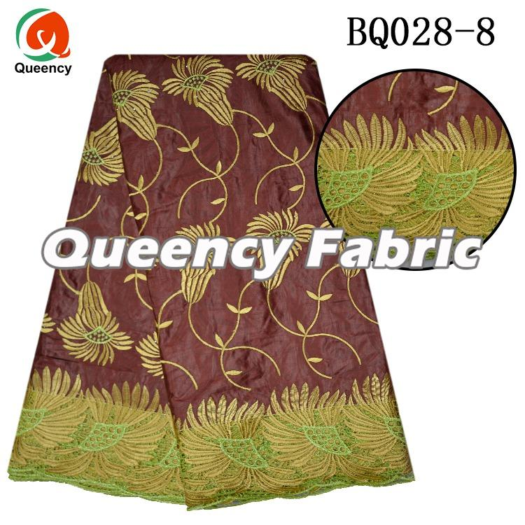 African Bazin Riche Fabric