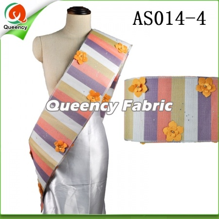Aso Oke African Headtie Fabric